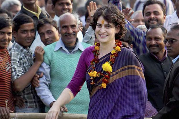 शिवसेना ने की प्रियंका गांधी की जमकर तारीफ, कहा-हुकुम की रानी साबित हो सकती हैं कांग्रेस की UP महासच- India TV Hindi