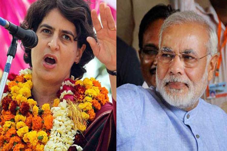 पीएम मोदी के खिलाफ वाराणसी से चुनाव लड़ेंगी प्रियंका गांधी?- India TV Hindi