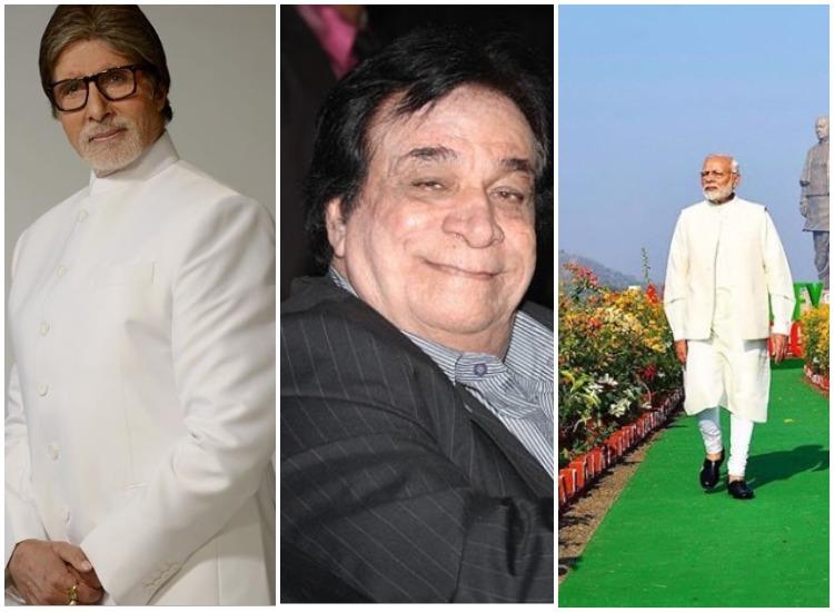 Kader khan, amitabh bachchan and PM Modi- India TV Hindi