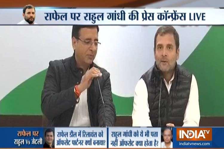 Rahul gandhi PC- India TV Hindi