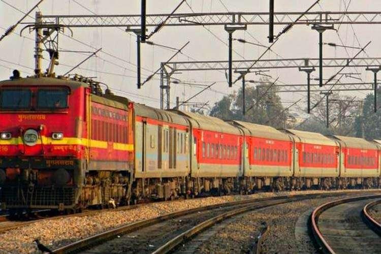 Rajdhani express- India TV Hindi