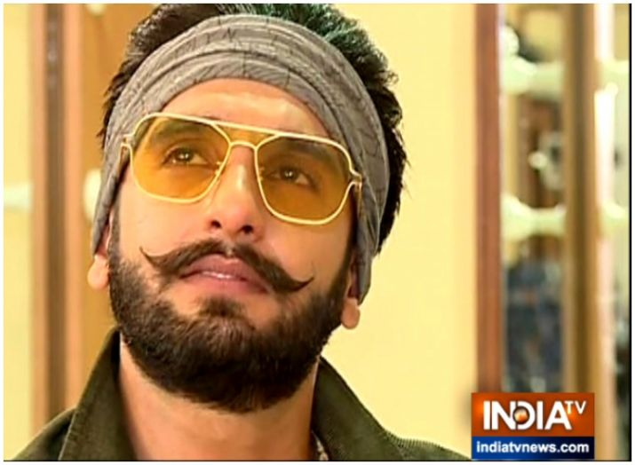 Ranveer Singh- India TV Hindi