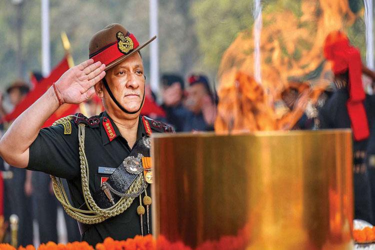 Army chief Gen Bipin Rawat- India TV Hindi