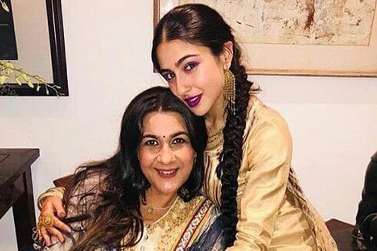 Sara Ali Khan, Amrita Singh- India TV Hindi
