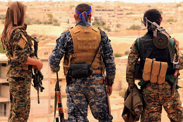 Syrian Democratic Forces | AP File Photo- India TV Hindi