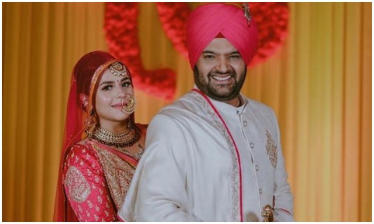 kapil sharma and ginni chatrath- India TV Hindi