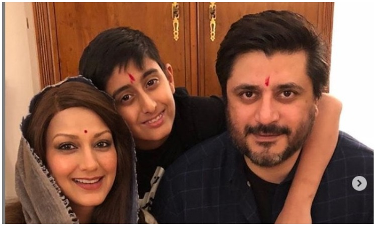 Sonali bendre and goldie behl- India TV Hindi