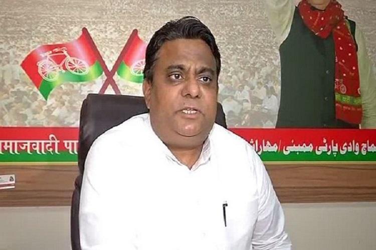 सपा नेता रईस शेख ने...- India TV Hindi