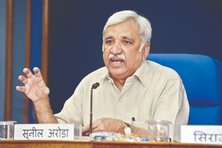 India is not going back to ballot papers, says CEC Sunil Arora on EVM hacking row | PTI File- India TV Hindi