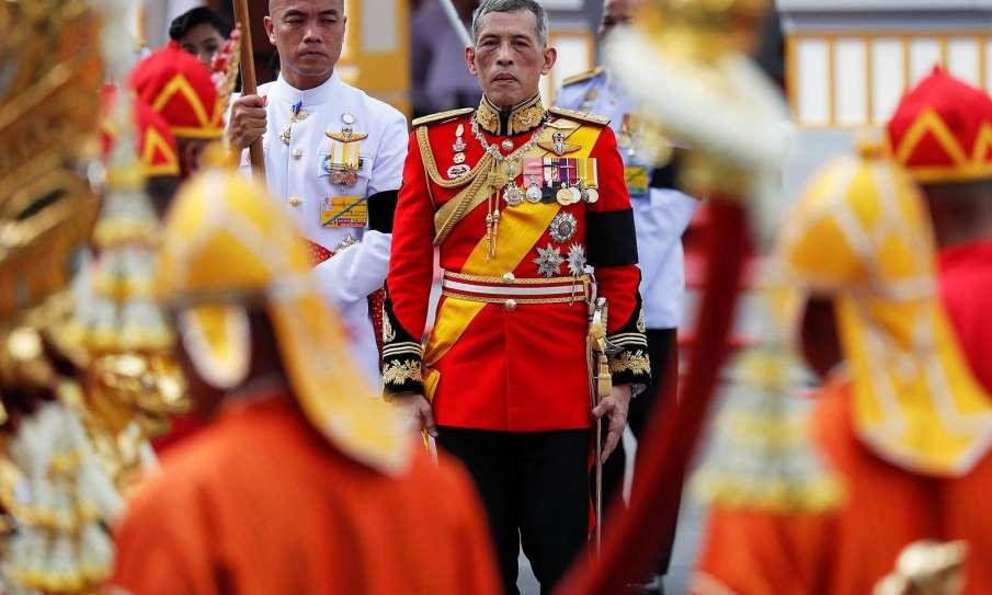 Thailand to hold coronation of King Maha Vajiralongkorn in May- India TV Hindi