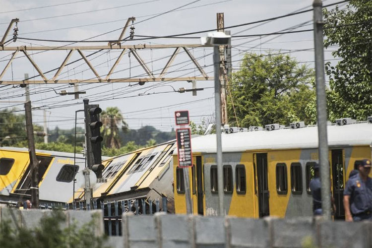 Several killed, hundreds injured in rush hour train crash in South Africa | AP Photo- India TV Hindi