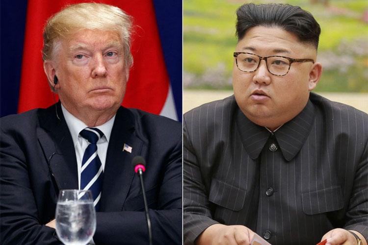 Donald Trump and Kim Jong Un- India TV Hindi