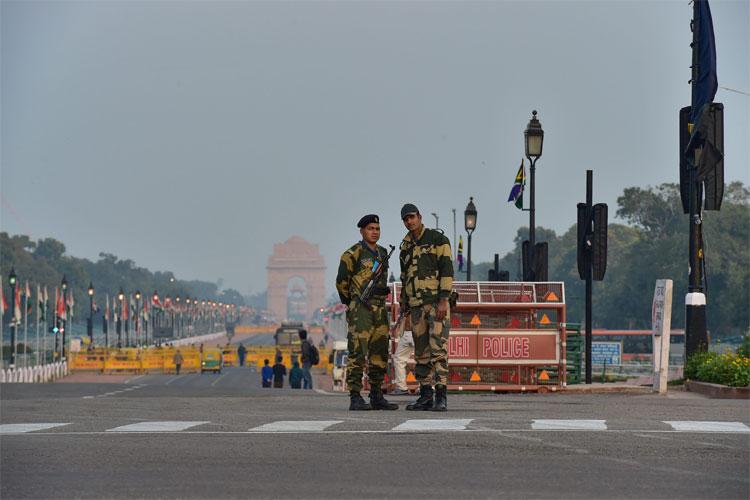 Delhi High Alert- India TV Hindi