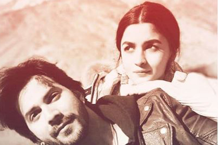 Varun Dhawan and Alia Bhatt share emotional posts for each other after finishing Kalank - India TV Hindi