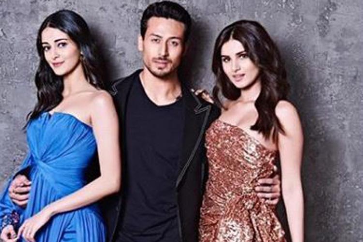 Tiger Shroff, Ananya Panday, Tara Sutaria- India TV Hindi