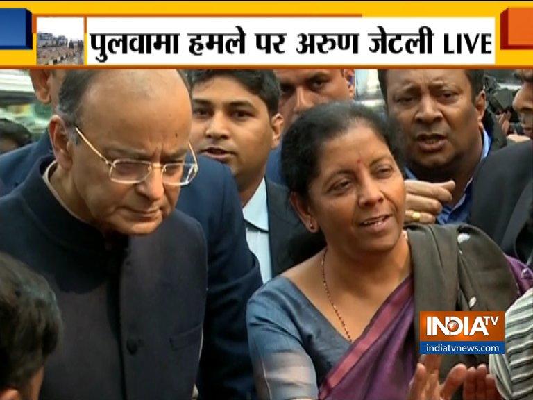 Pulwama Attck- India TV Hindi