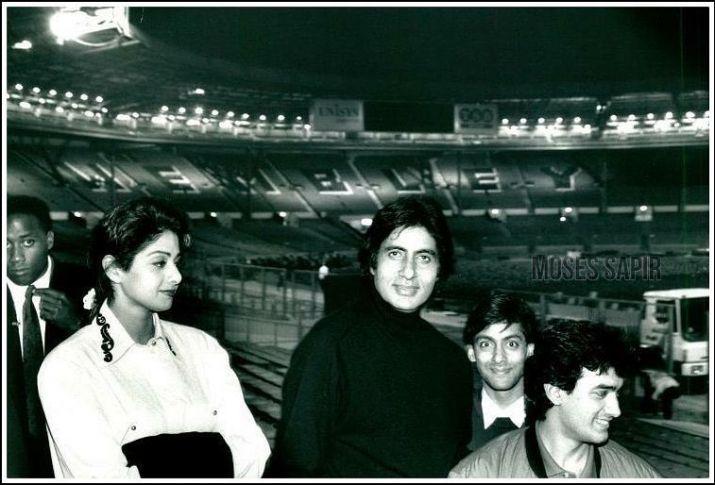 Amitabh bachchan, sridevi, salman khan and aamir khan- India TV Hindi