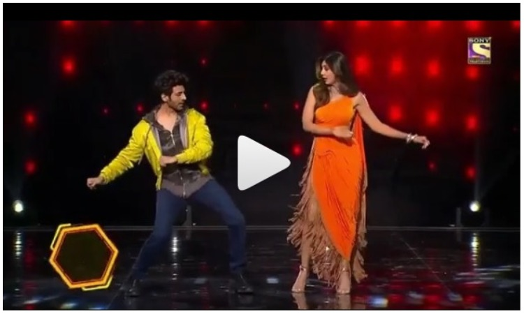 Kartik aaryan and Shilpa shetty dance video- India TV Hindi