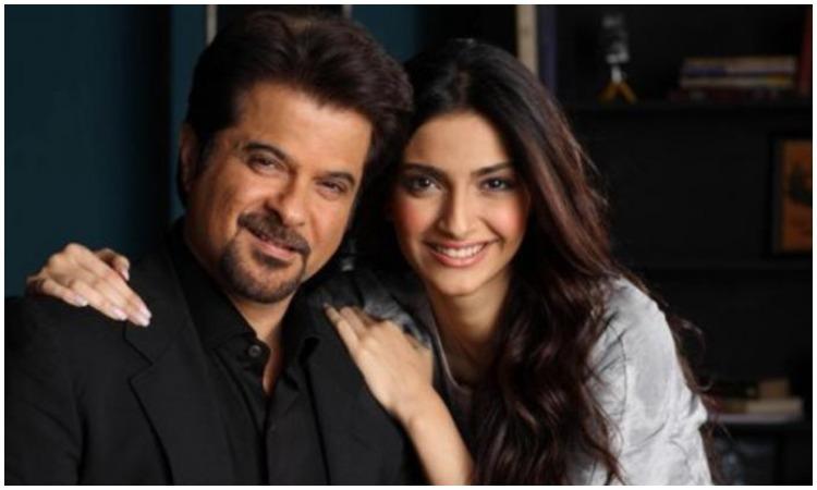 Anil kapoor and sonam kapoor- India TV Hindi