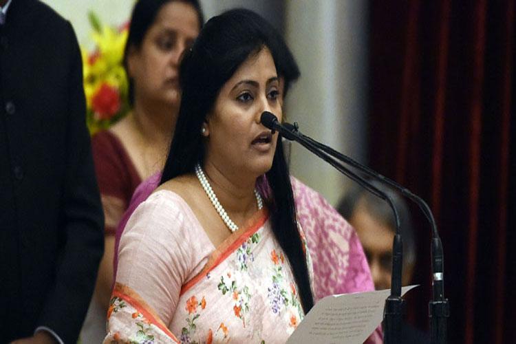 Anupriya Patel- India TV Hindi