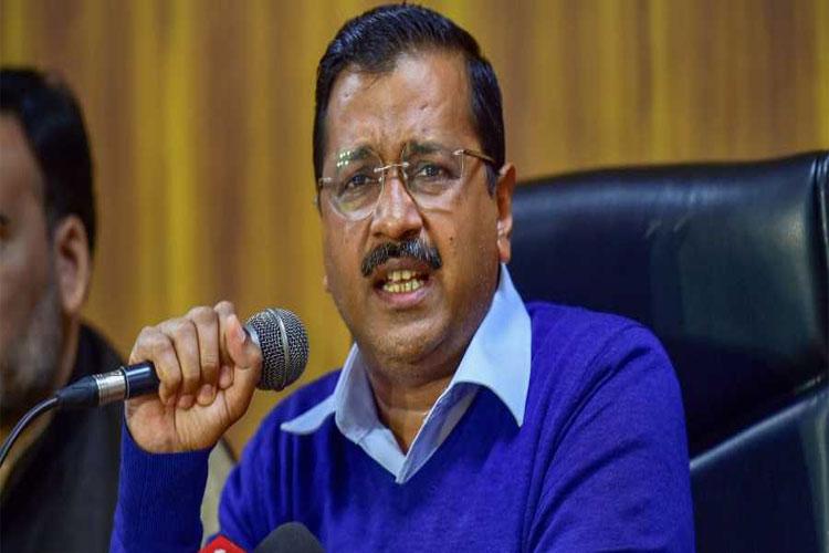 Arvind Kejriwal postponed his indefinite hunger strike for full statehood of Delhi after air strikes- India TV Hindi