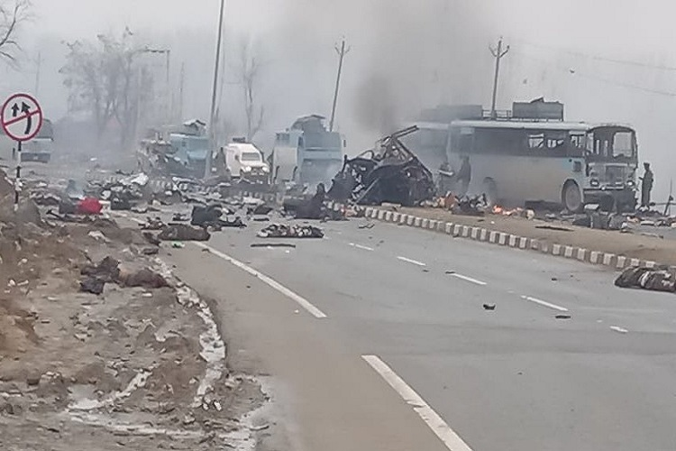 Pulwama Terror Attack Latest news in hindi- India TV Hindi
