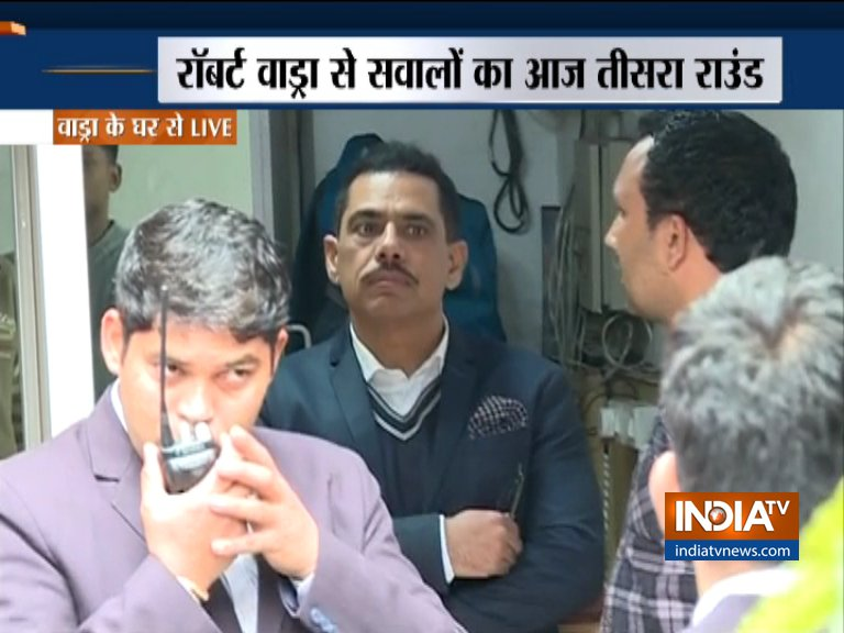 Robert Vadra- India TV Hindi