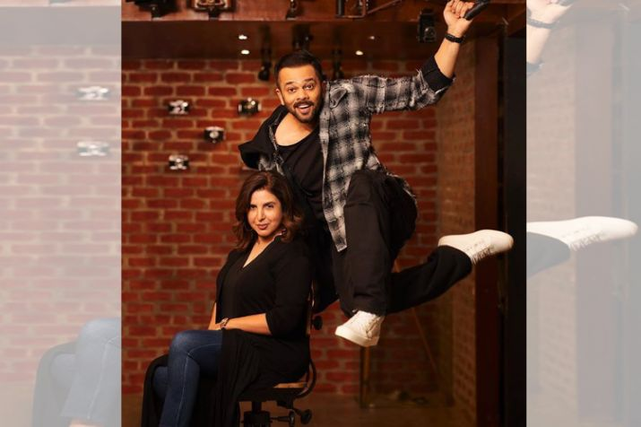 farah khan and rohit shetty- India TV Hindi