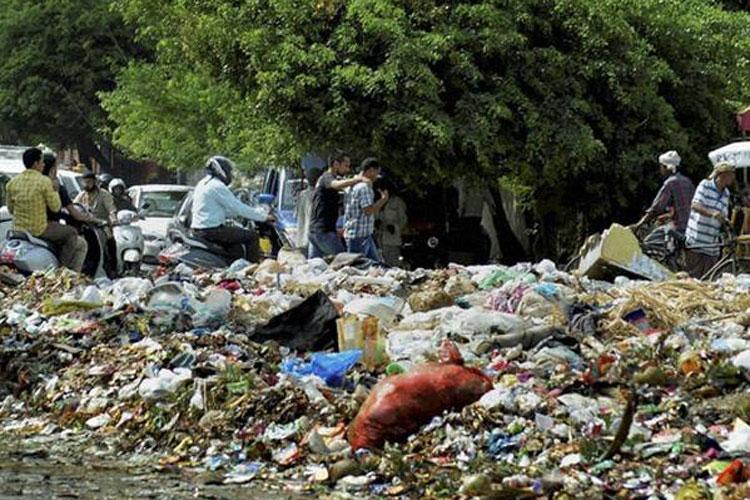 दिल्ली में हर साल पैदा होता है 40 लाख टन कचरा, तेज गति से हो रही है वृद्धि! | PTI File- India TV Hindi