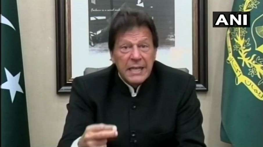 Pakistan Prime Minister Imran Khan- India TV Hindi