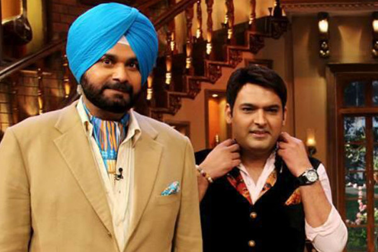 Kapil Sharma says firing Navjot Singh Sidhu from The Kapil Sharma Show is not the right solution- India TV Hindi