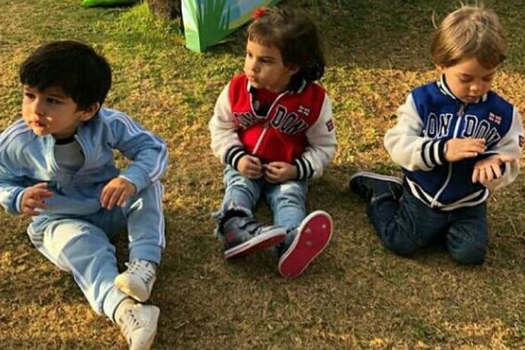 Karan Johar kids Yash and Roohi second birthday celebration pictures and videos- India TV Hindi