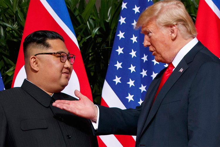 Donald Trump confirms second summit with Kim Jong-un will be in Vietnam | AP File- India TV Hindi