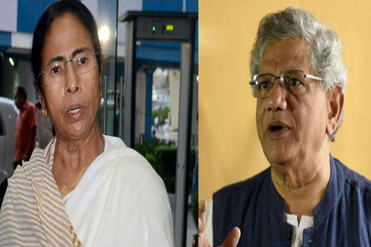 CPI did not support Mamta Banerjee on CBI issue- India TV Hindi