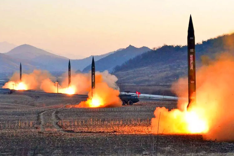 North Korea nukes intact, dispersing missiles, says UN experts- India TV Hindi