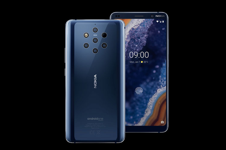 Nokia 9 Pureview with five rear cameras, HDR 10 display launched   HMD Global- India TV Hindi