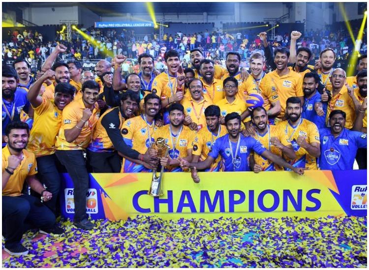 प्रो वॉलीबॉल लीग:...- India TV Hindi