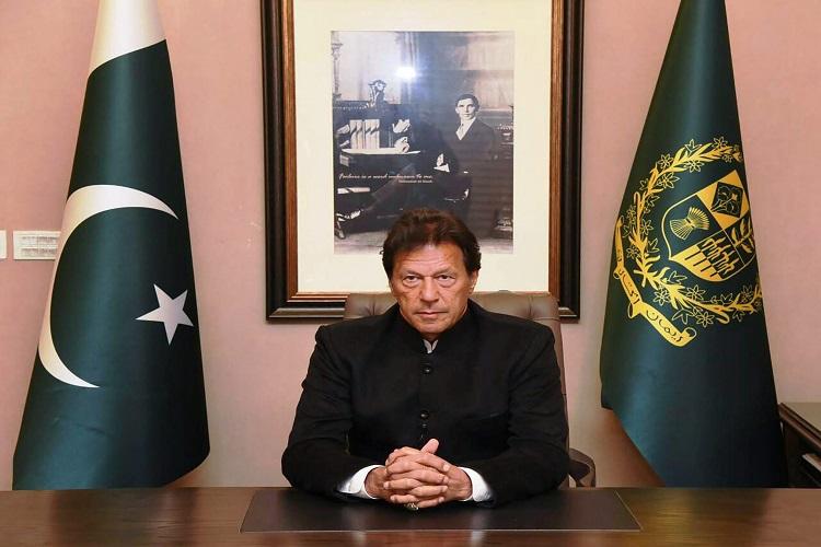 Pakistan's Prime Minister Imran Khan- India TV Hindi