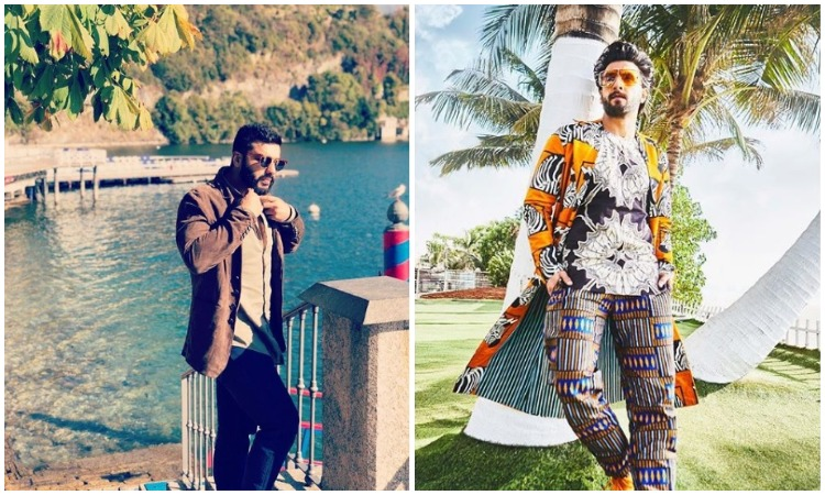 Ranveer singh and arjun kapoor- India TV Hindi