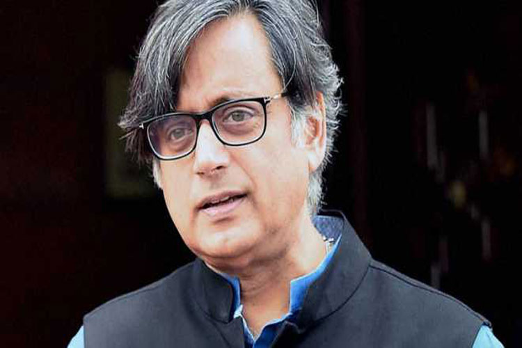 Shashi Tharoor- India TV Hindi