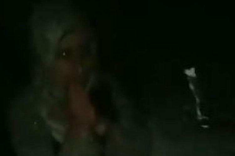 Jammu and Kashmir: Terrorists brutally kill woman in Shopian, murder video goes viral | Videograb- India TV Hindi