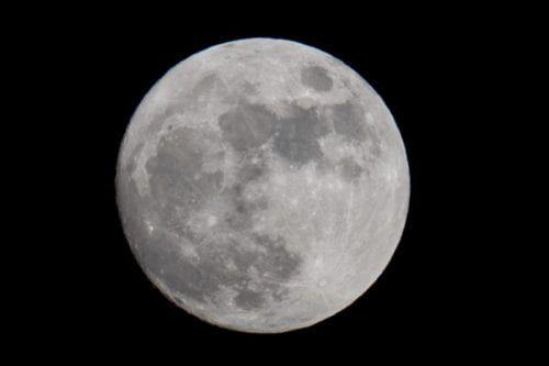 Super Snow Moon dazzles stargazers tonight- India TV Hindi