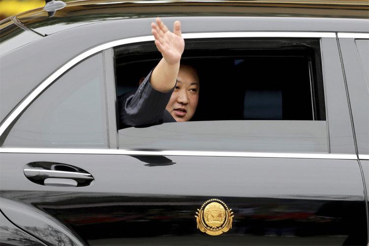 Kim Jong Un- India TV Hindi