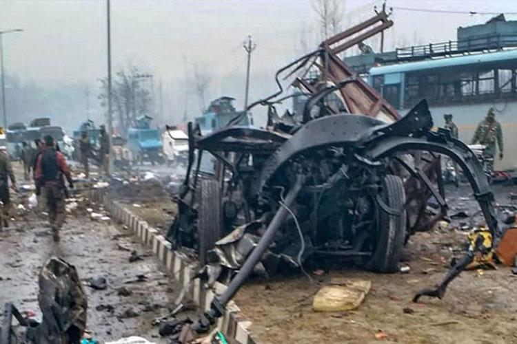 Pulwama Attack- India TV Hindi