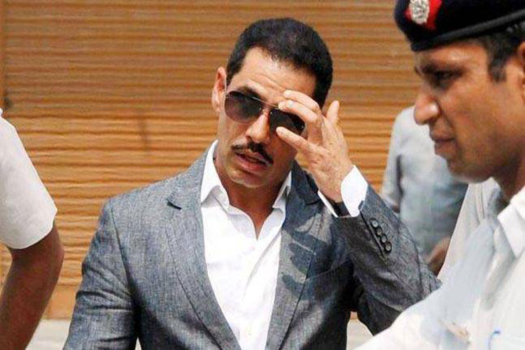 Enforcement Directorate attaches Rs 4.62 cr assets of Robert Vadra's company- India TV Hindi