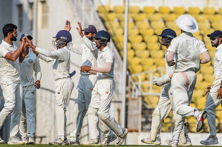 Vidarbha beat Saurashtra in final of Ranji Trophy- India TV Hindi