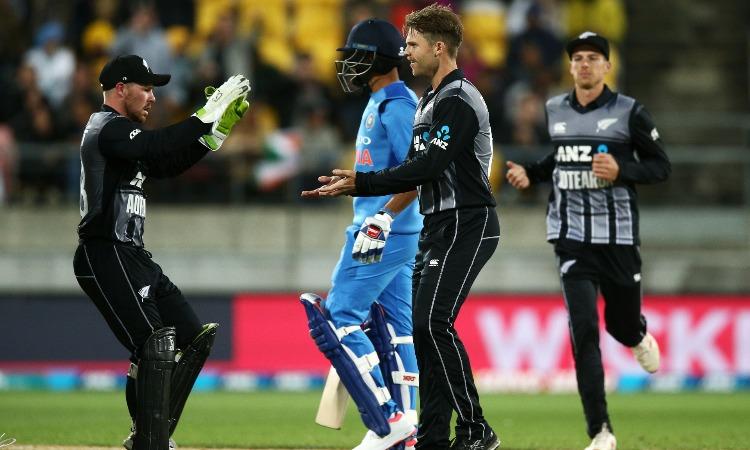New Zealand Team- India TV Hindi