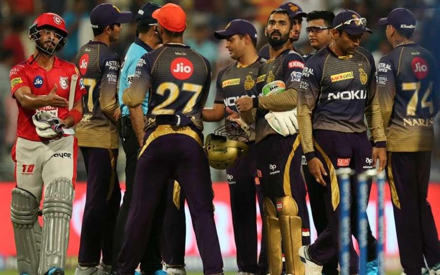 IPL 2019: Clinical KKR beat KXIP by 28 runs- India TV Hindi