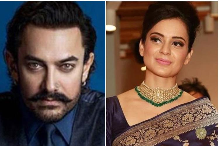 Aamir Khan, Kangana Ranaut- India TV Hindi