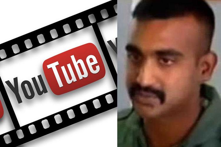 YouTube removes videos of IAF pilot Abhinandan Varthaman after IT ministry directive- India TV Hindi